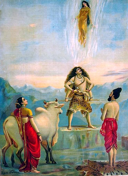 Why Ganga is called Bhagirathi and Jahnavi?