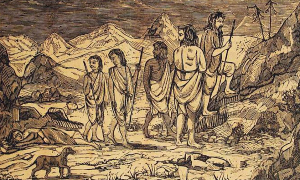 Why Pandavas went to Naraka & Kauravas to Swarga in Mahabharata?