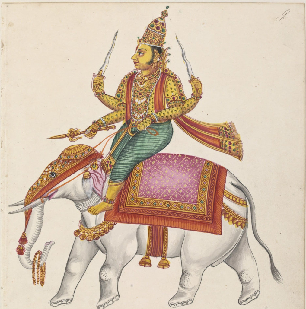 Why Indra is not worshipped? Why there are no temples of Indra?