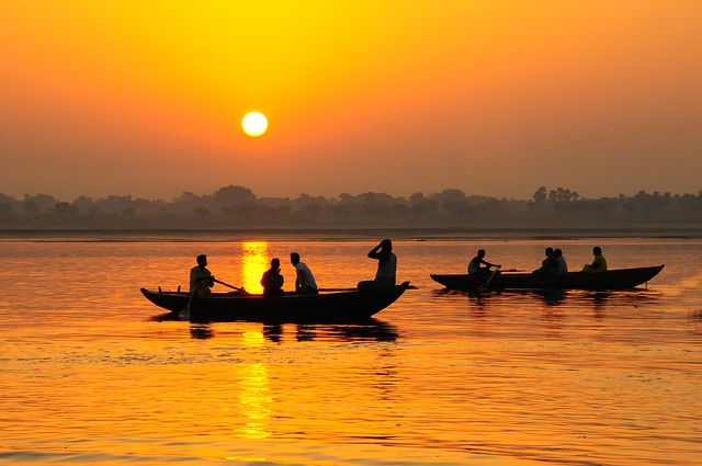 river ganga in varanasi