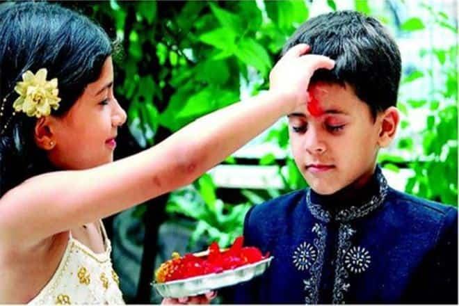 Bhai Dooj - Diwali - Mythgyaan