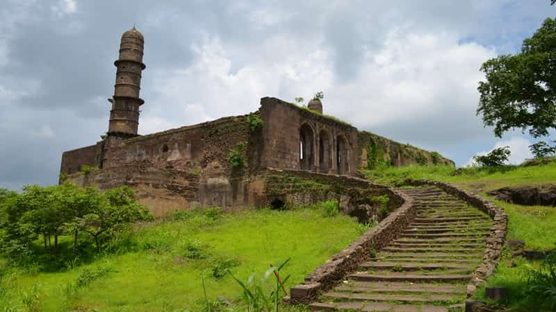 Asirgarh fort where Ashwathama is said to wander