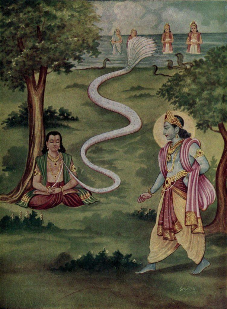 Death of Balarama