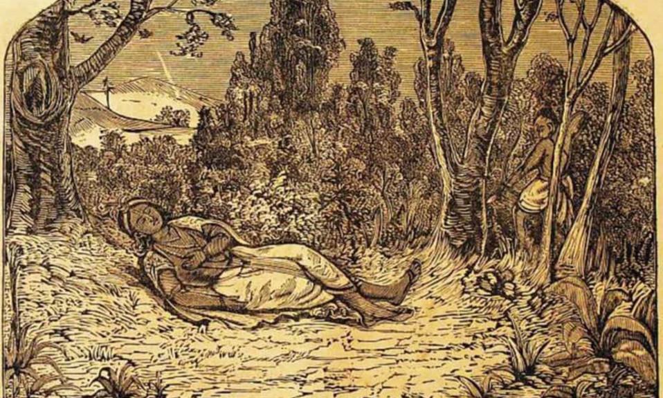 How Krishna died in Mahabharata