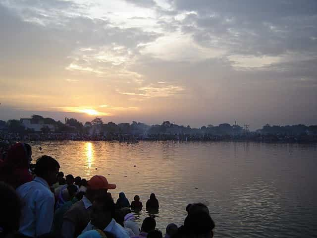 Chhath Puja - Second Day