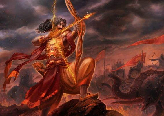 Suryaputra Karna Death – How Karna died in Mahabharata?