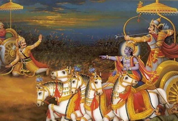 Three curses of Karna that led to his death in Mahabharat