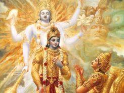 The three gateways to hell according to Krishna - Bhagavad Gita