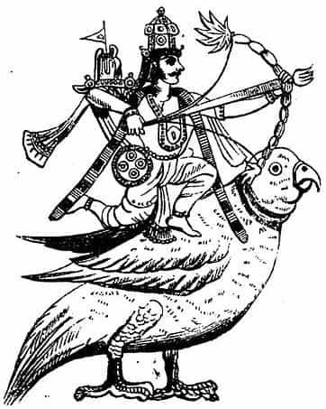 Kamadev significance on Basant Panchami