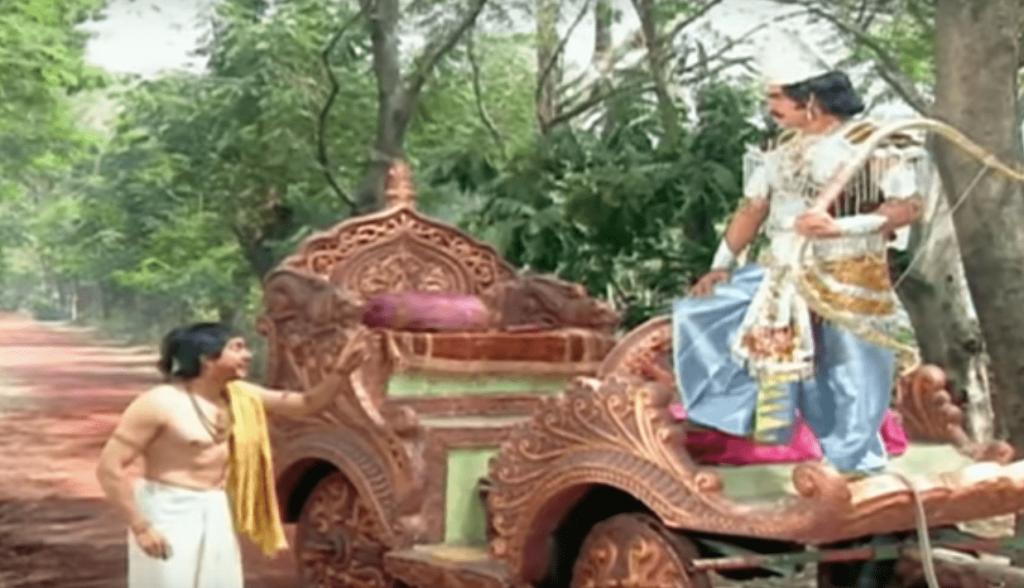 krishna asked barbarik
