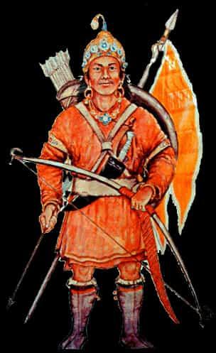 Barbarik as King Yalamber