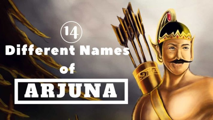Different Names of Arjun in Mahabharat that you might not know
