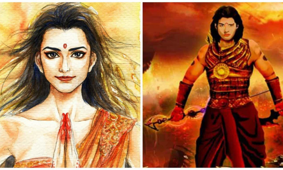 Does Draupadi rejects Karna saying that Karna is a Sutputra? Is it true or not