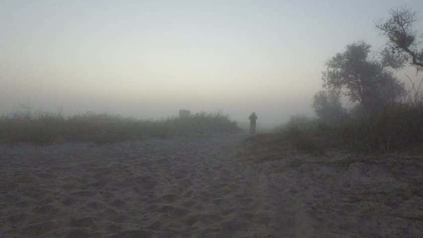 Dense fog near Satarali - Vasu Bhanot Case