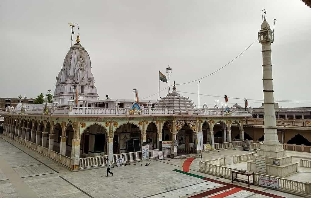 Tijara Jain Temple, Rajasthan
