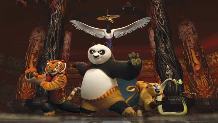 Inspirational Quotes from Kung Fu Panda 2 & Kung Fu Panda 3