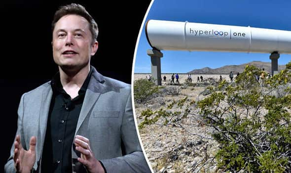 Elon-Musk-hyperloop - Hyperloop in India