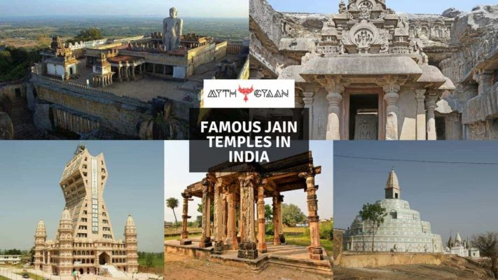20 Famous Jain Temples in India that you must visit