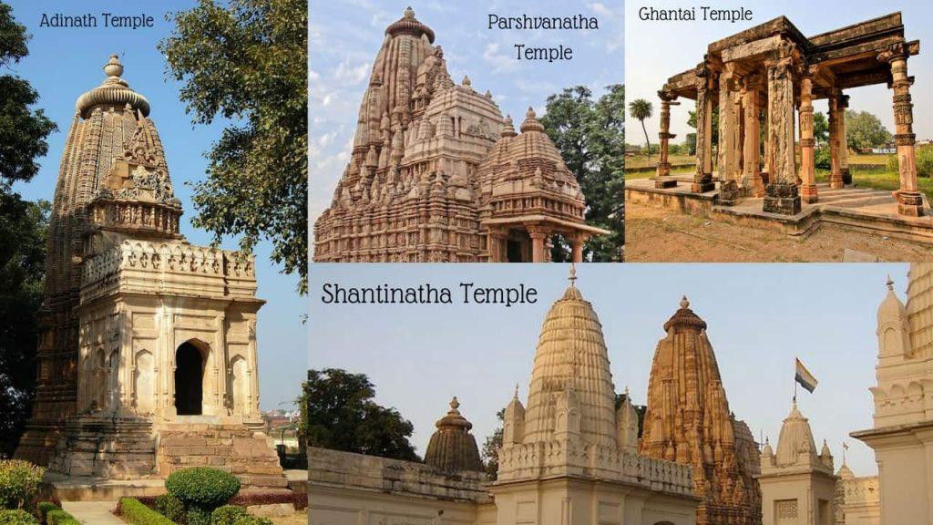 Khajuraho Jain Temples
