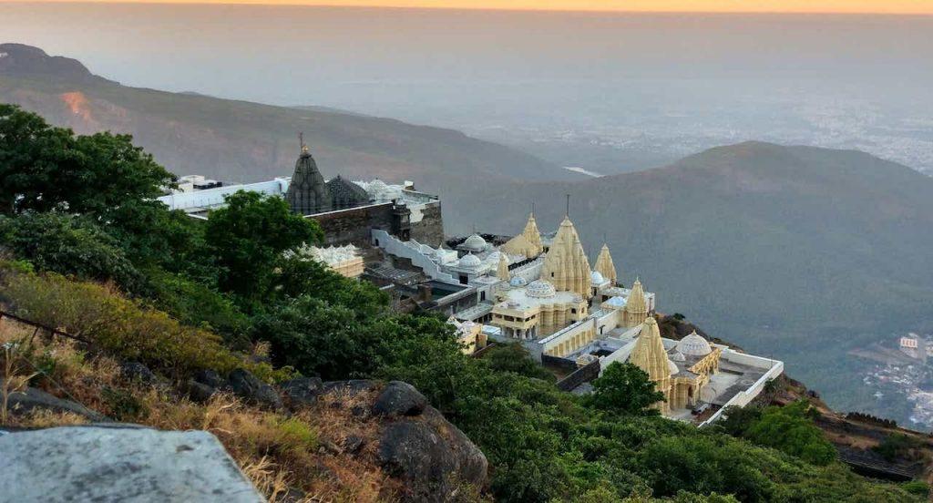 Girnar Jain Temples, Gujarat