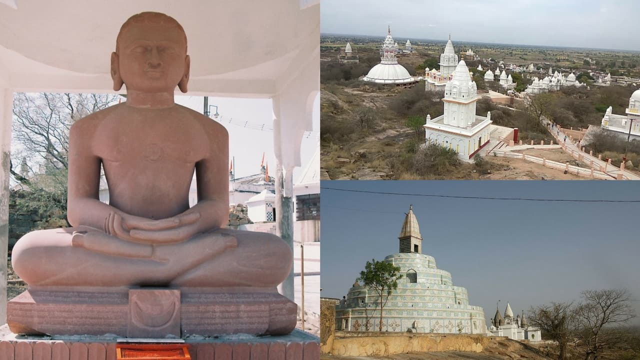 Sonagiri - Famous Jain Temples in India