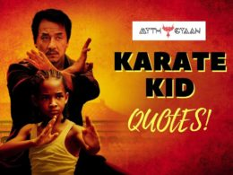 Karate Kid Quotes