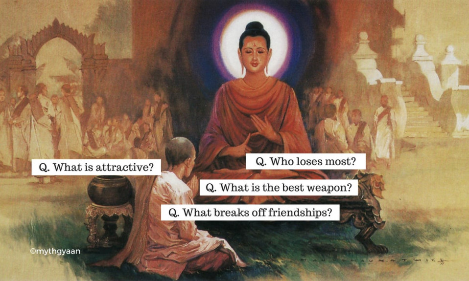 21 Puzzle Questions Answered By Gautama Buddha that you must read