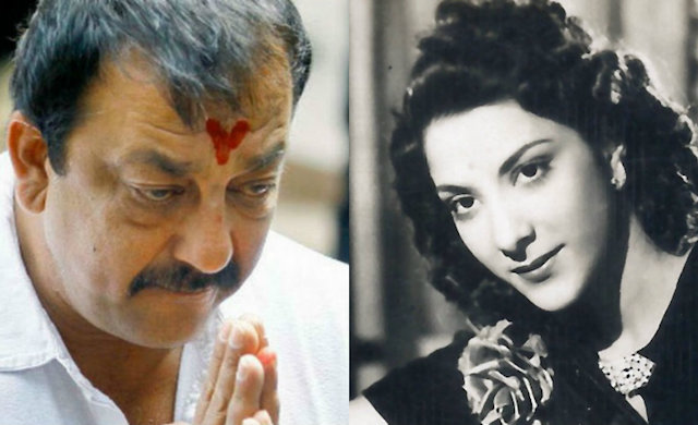One seat was kept vacant for Nargis Dutt at the premiere of her son's debut film Rocky. - Sanjay Dutt Facts
