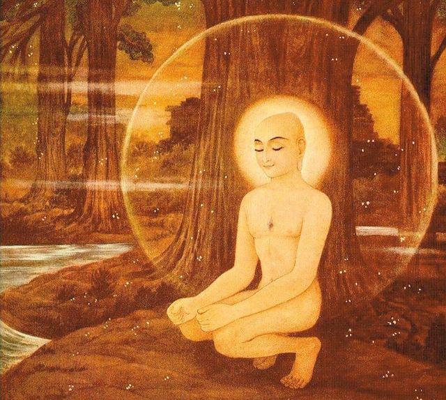 Enlightenment of Vardhamana Mahavira