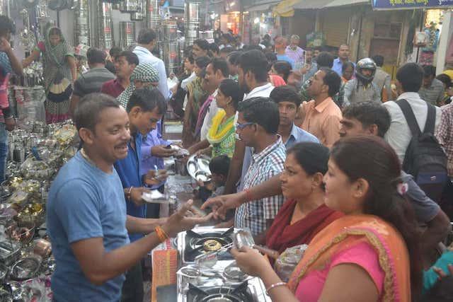 Day 1 - Diwali Festival - Dhanteras