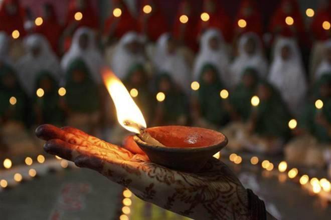 Choti Diwali Festival