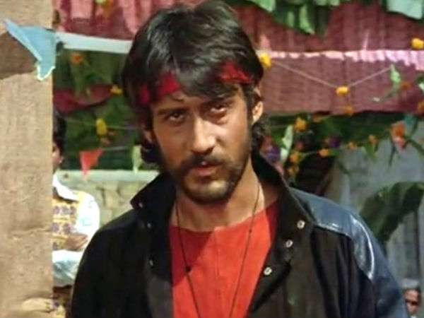 "Sanjay Dutt was the first choice for Subhash Ghai's film ""Hero"" but after the incident on the set Vidhaata, he picked Jackie Shroff instead. - Sanjay Dutt Facts"