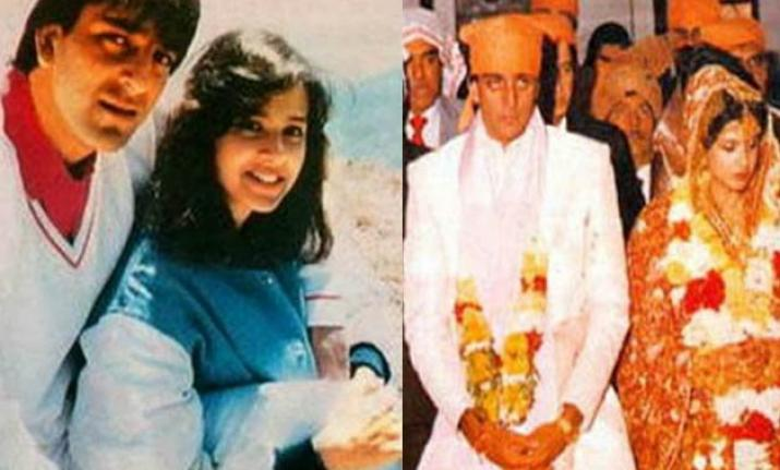 Sanjay Dutt was married to actress Richa Sharma in 1987. But she died of a brain tumour in 1996. - Sanjay Dutt Facts