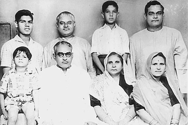 One interesting fact is that Vajpayee and his father completed their post graduation from the same college (DAV College in Kanpur). Not only that, they studied in the same class and also shared the same room in the hostel.