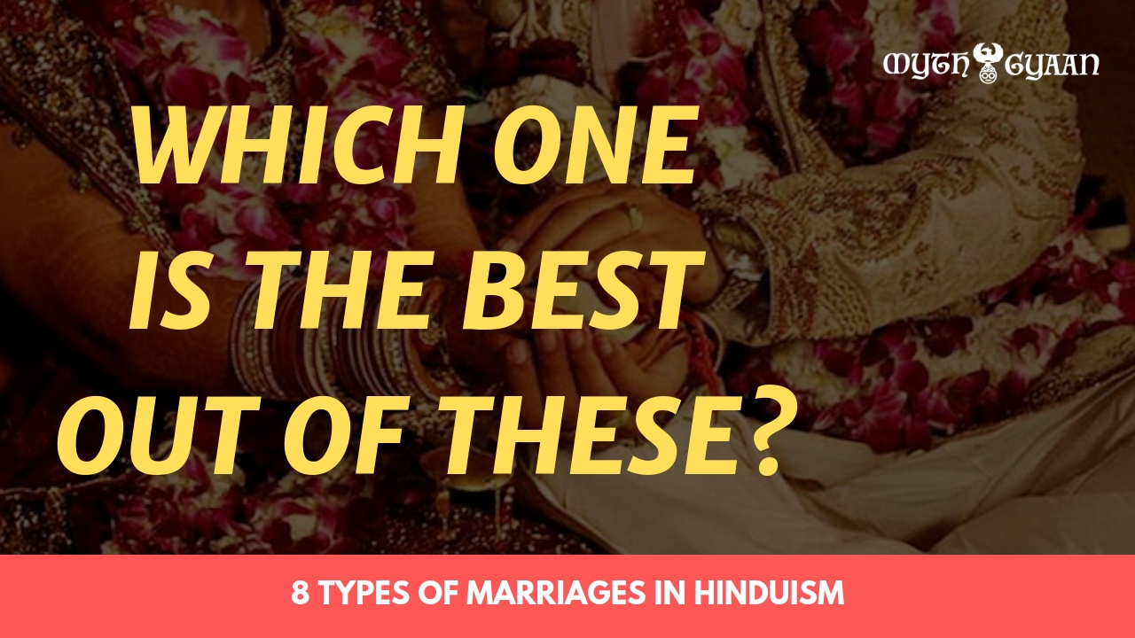 8 types of marriage