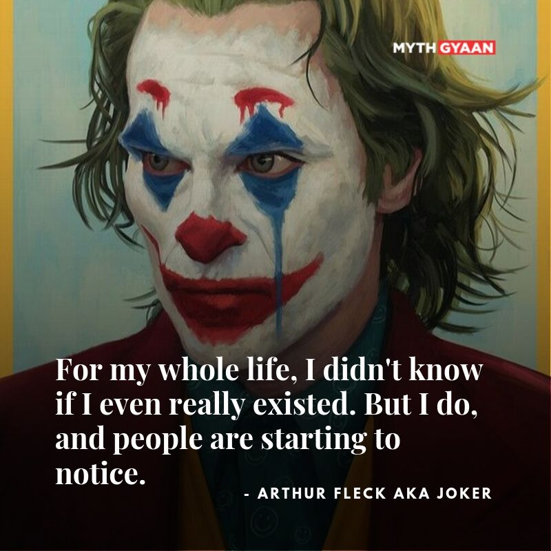 39 Joker Quotes 2019 That Will Show You Reality Of This