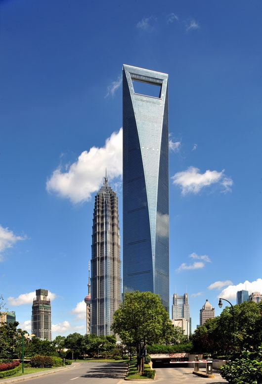 Shanghai World Financial Center, Shanghai, China - Mythgyaan