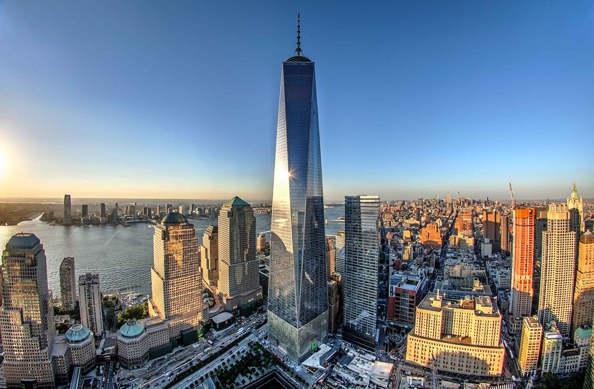 One World Trade Center, New York City, USA - Mythgyaan