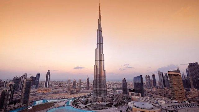 Burj Khalifa, Dubai, United Arab Emirates (UAE)