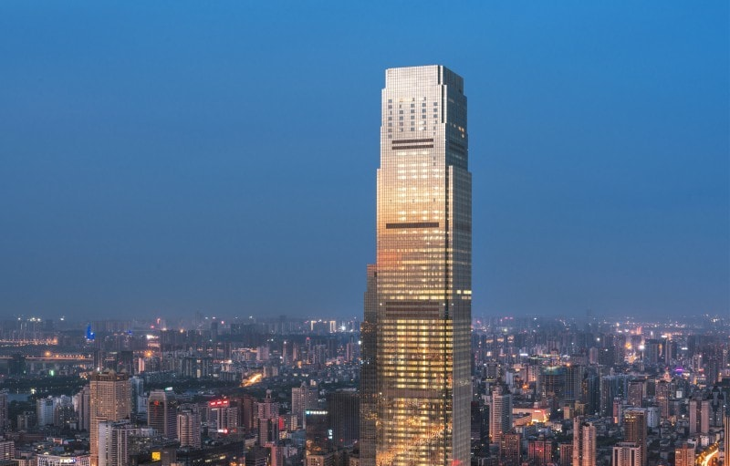 Changsha IFS Tower T1, Changsha, China