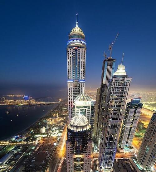 Princess Tower, Dubai, UAE