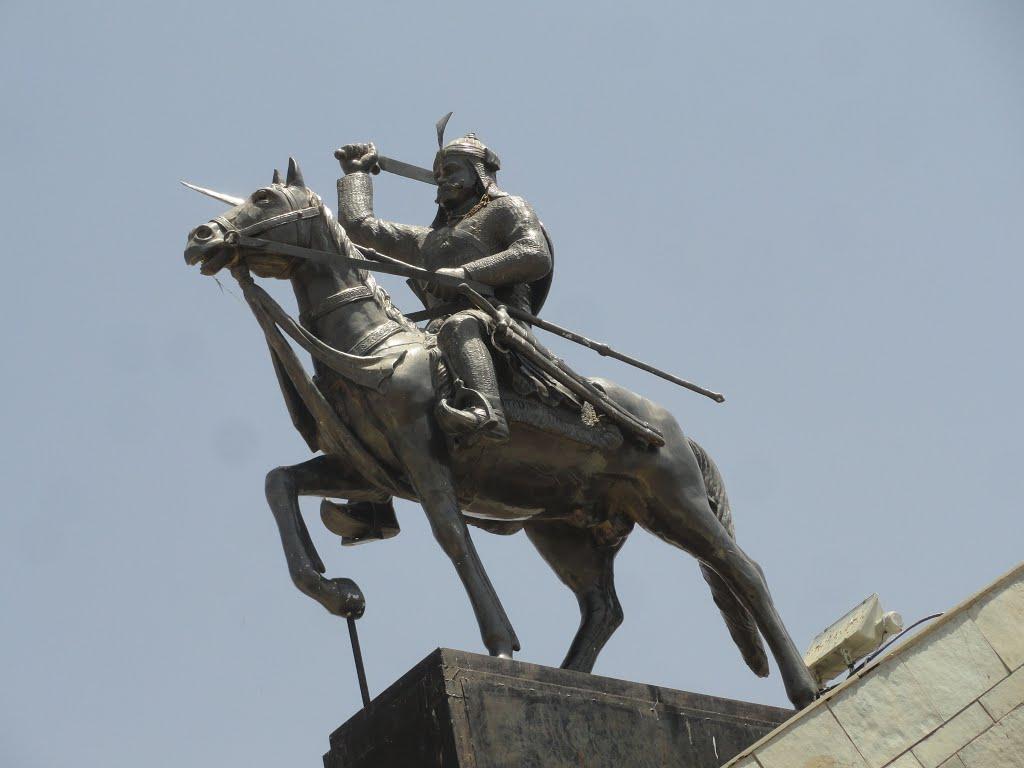Statue of Maharana Pratap, Meva Ka Mathara