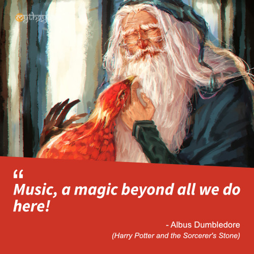 Music, a magic beyond all we do 